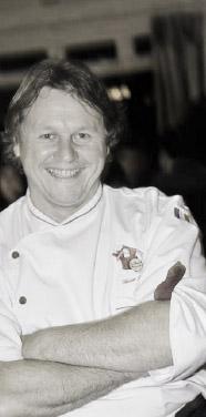 Le chef du Gibus, restaurant à Caen