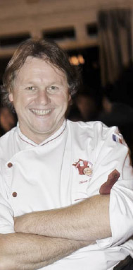 Cours de cuisine avec le chef Olivier Briand
