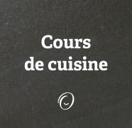 Cours de cuisine avec le Chef Olivier Briand du restaurant ty gibus à Caen